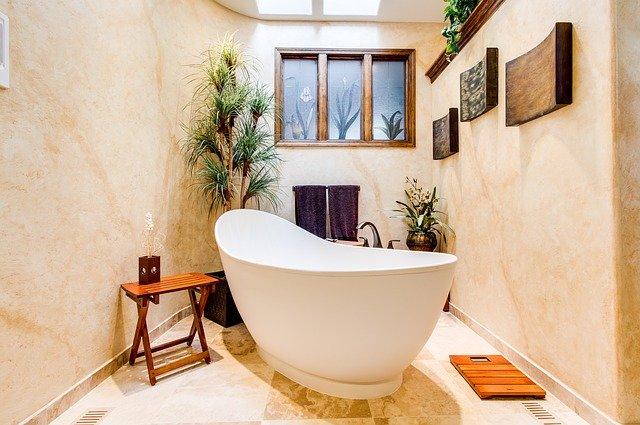 Sostenibilidad y elegancia es la tendencia en baños