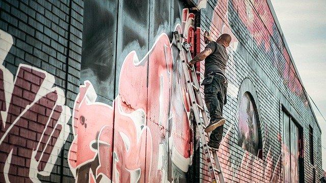 Recorre Zaragoza a través de sus graffitis