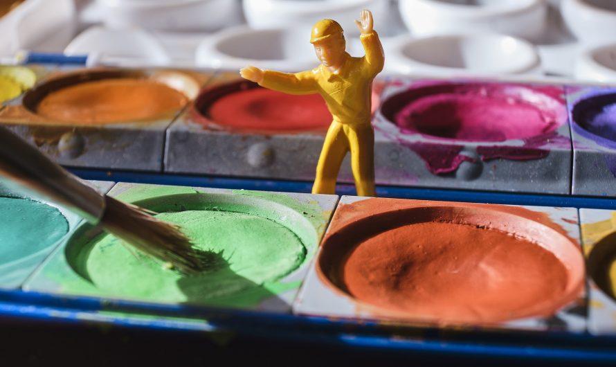 ¿Por qué amamos las pinturas en miniatura?