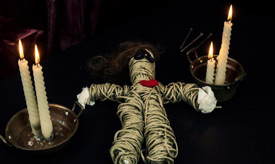 Alicia Collado opina: sobre los rituales de magia negra