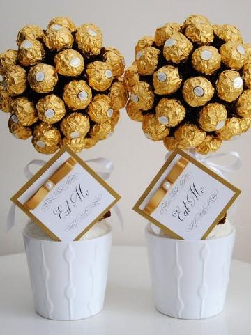 Buenos regalos de boda al menor precio: ¡Ahora más es menos y mejor!